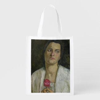 La escultora Clara Rilke-Westhoff 1905 Bolsas De La Compra