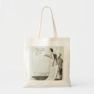 La esfera de las mujeres revisada bolsa tela barata