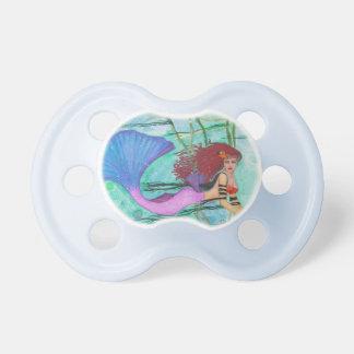 La esfera del mar chupete de bebé