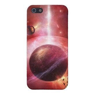 La esfera iPhone 5 fundas