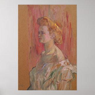 La esfinge 1898 poster