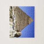 La esfinge y la pirámide puzzle