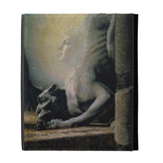 La esfinge y la quimera, 1906 (aceite en lona)