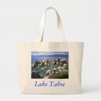 La esmeralda riega el bolso del lago Tahoe Bolsa