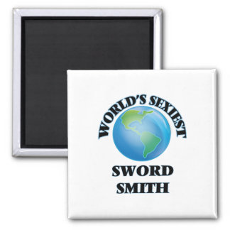 La espada más atractiva Smith del mundo Iman De Nevera