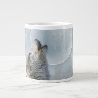 La especialidad de la luna azul del lobo asalta (3 taza grande