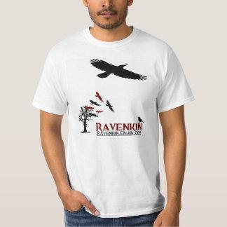 La especialidad de los hombres de Ravenkin Playeras