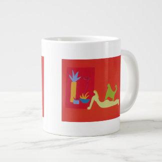 La Espera 1996 Large Coffee Mug