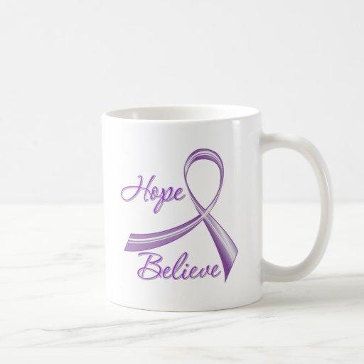 La esperanza cree al cáncer pancreático taza de café