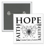 La esperanza cree la fe - cáncer carcinoide pins