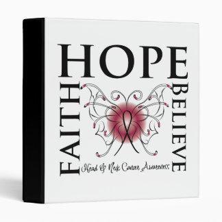 La esperanza cree la fe - cáncer de cabeza y cuell
