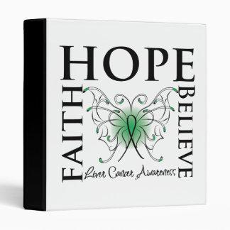 La esperanza cree la fe - cáncer de hígado