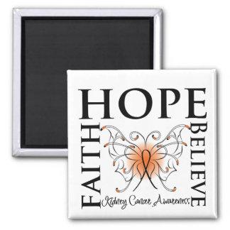 La esperanza cree la fe - cáncer del riñón (el nar imán cuadrado