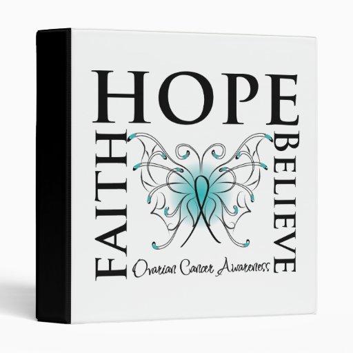 La esperanza cree la fe - cáncer ovárico