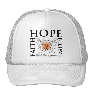 La esperanza cree la fe - esclerosis múltiple gorros