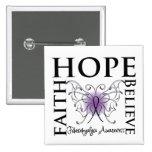 La esperanza cree la fe - Fibromyalgia Pins