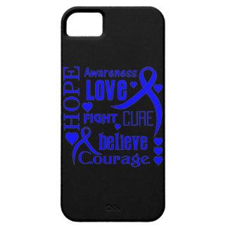 La esperanza del cáncer de colon redacta el iPhone 5 carcasas