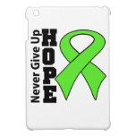 La esperanza del linfoma nunca da para arriba iPad mini cárcasas
