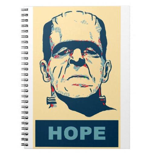 La esperanza es necesaria cuaderno