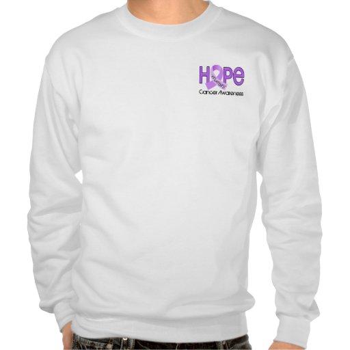 La esperanza importa 2 el general Cancer Sudaderas