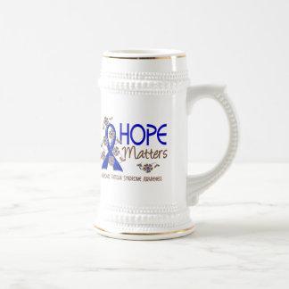 La esperanza importa 3 CFS Taza