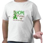 La esperanza importa 3 la lesión cerebral traumáti camiseta