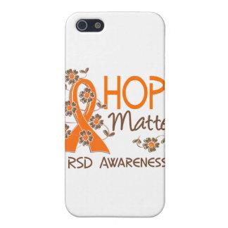 La esperanza importa 3 RSD iPhone 5 Carcasa