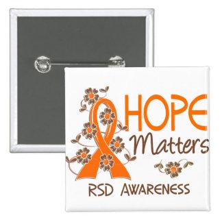 La esperanza importa 3 RSD Pin