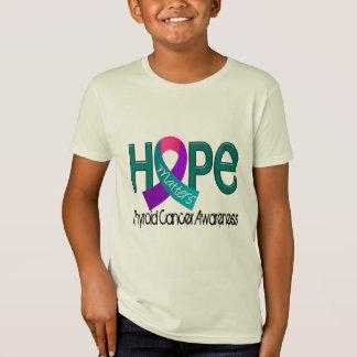 La esperanza importa cáncer de tiroides 2 playera