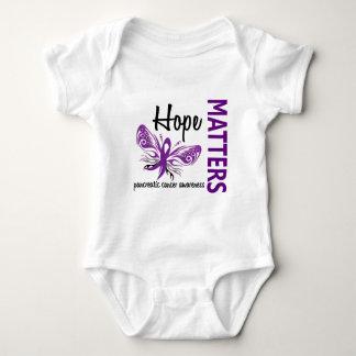 La esperanza importa cáncer pancreático de la polera