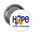 La esperanza importa el autismo 2 pin
