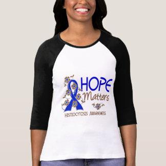 La esperanza importa el Histiocytosis 3 Camisetas