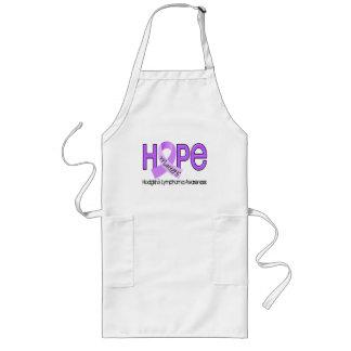 La esperanza importa el linfoma de 2 Hodgkin Delantal Largo