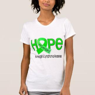 La esperanza importa el linfoma Non-Hodgkin 2 Playeras