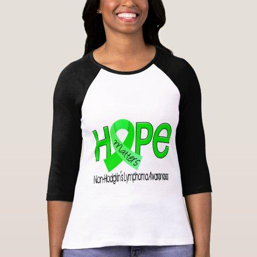 La esperanza importa el linfoma Non-Hodgkin 2 Polera