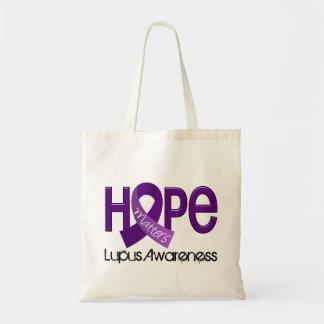 La esperanza importa el lupus 2 bolsa tela barata