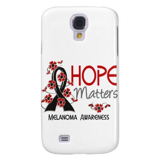 La esperanza importa el melanoma 3 funda para galaxy s4