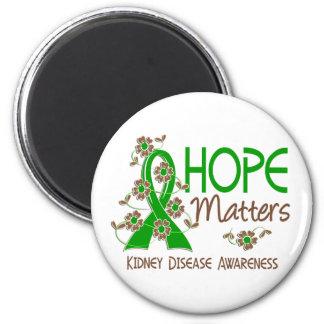 La esperanza importa enfermedad de riñón 3 iman