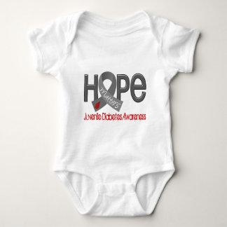 La esperanza importa la diabetes juvenil 2 playeras