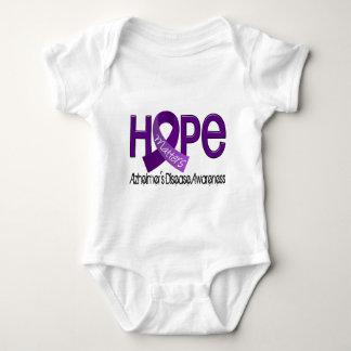 La esperanza importa la enfermedad de Alzheimer 2 Body Para Bebé