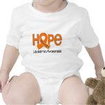 La esperanza importa la leucemia 2 camiseta