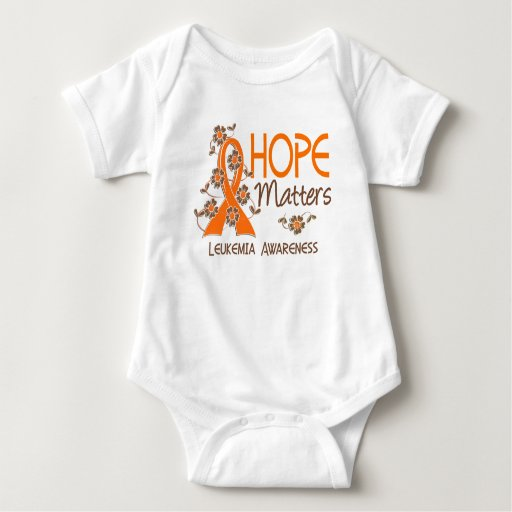 La esperanza importa la leucemia 3 remera