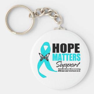 La esperanza importa recuperación del apego llavero