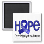 La esperanza importa síndrome crónico del cansanci imán para frigorifico