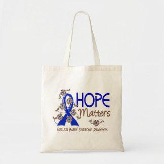 La esperanza importa síndrome de la barra de 3 bolsa tela barata