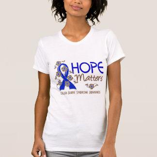 La esperanza importa síndrome de la barra de 3 camisetas