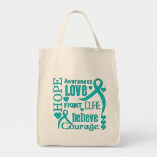 La esperanza peritoneal del cáncer redacta el bolsa