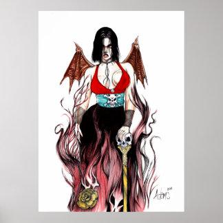La espina del diablo póster