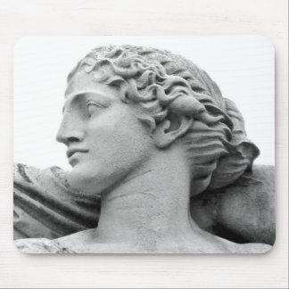 La esposa Amphitrite de Poseidon Alfombrilla De Raton
