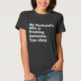 la esposa de mi marido es el freaking polera